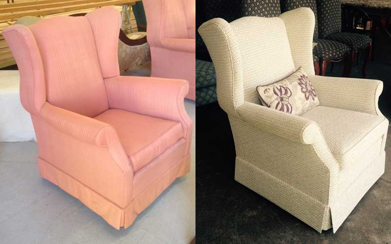 Restoration - Wingback Chair