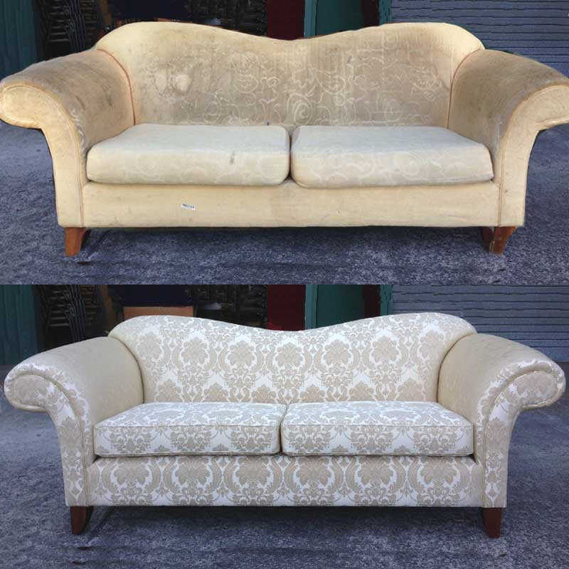 Restoration & Reupholstery - Lounge