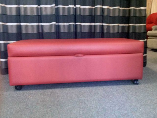 Special Order Ottoman with Storage - custom made to order - Windsor, Hawkesbury, Western Sydney